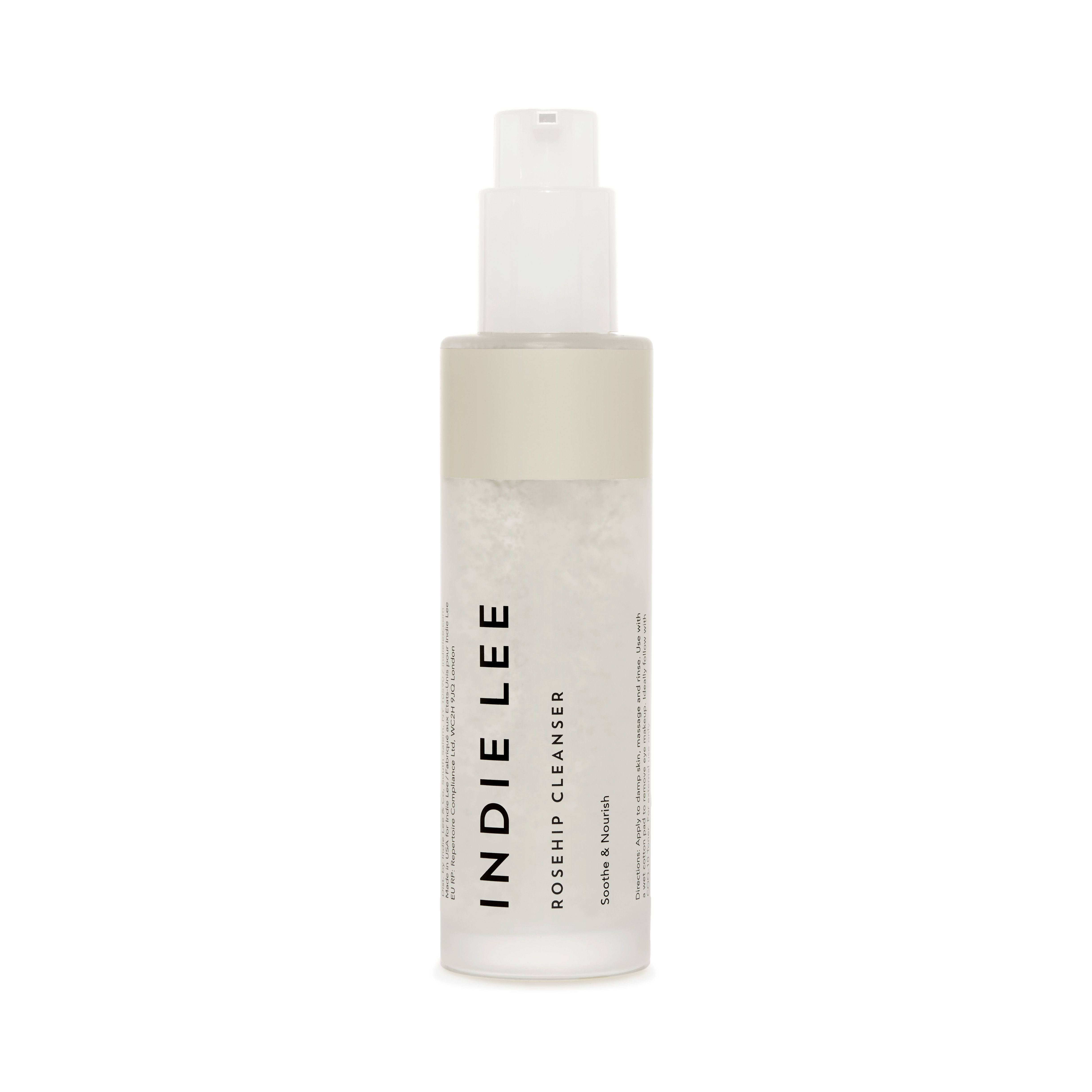 Rosehip Cleanser (With images) Indie lee, Cleanser, Eye