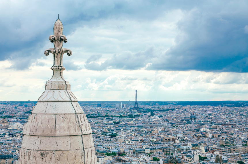 FMT Blog: How to Survive a Day in Paris on 10 Euros in the pocket!