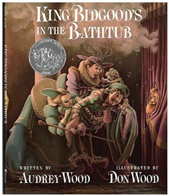 King Bidgood S In The Bathtub With Images Children S Picture