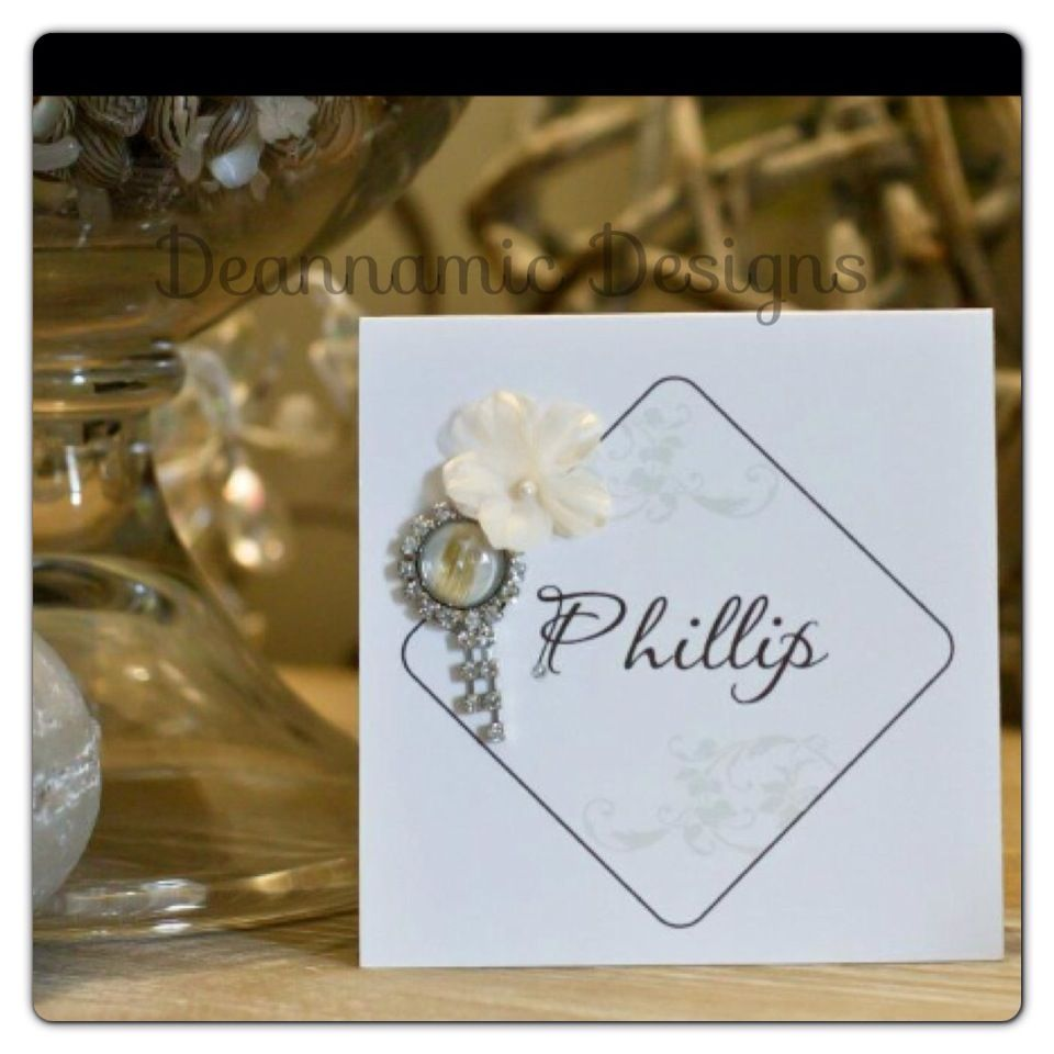 Couture Wedding Stationery Find Us On Facebook At Deannamic