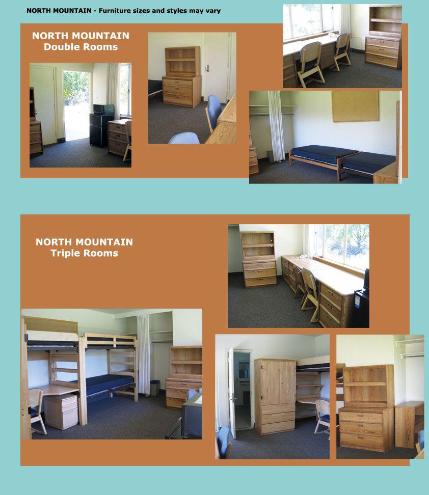 San Luis Obispo Apartments: Cal Poly SLO North Mountain Dorms