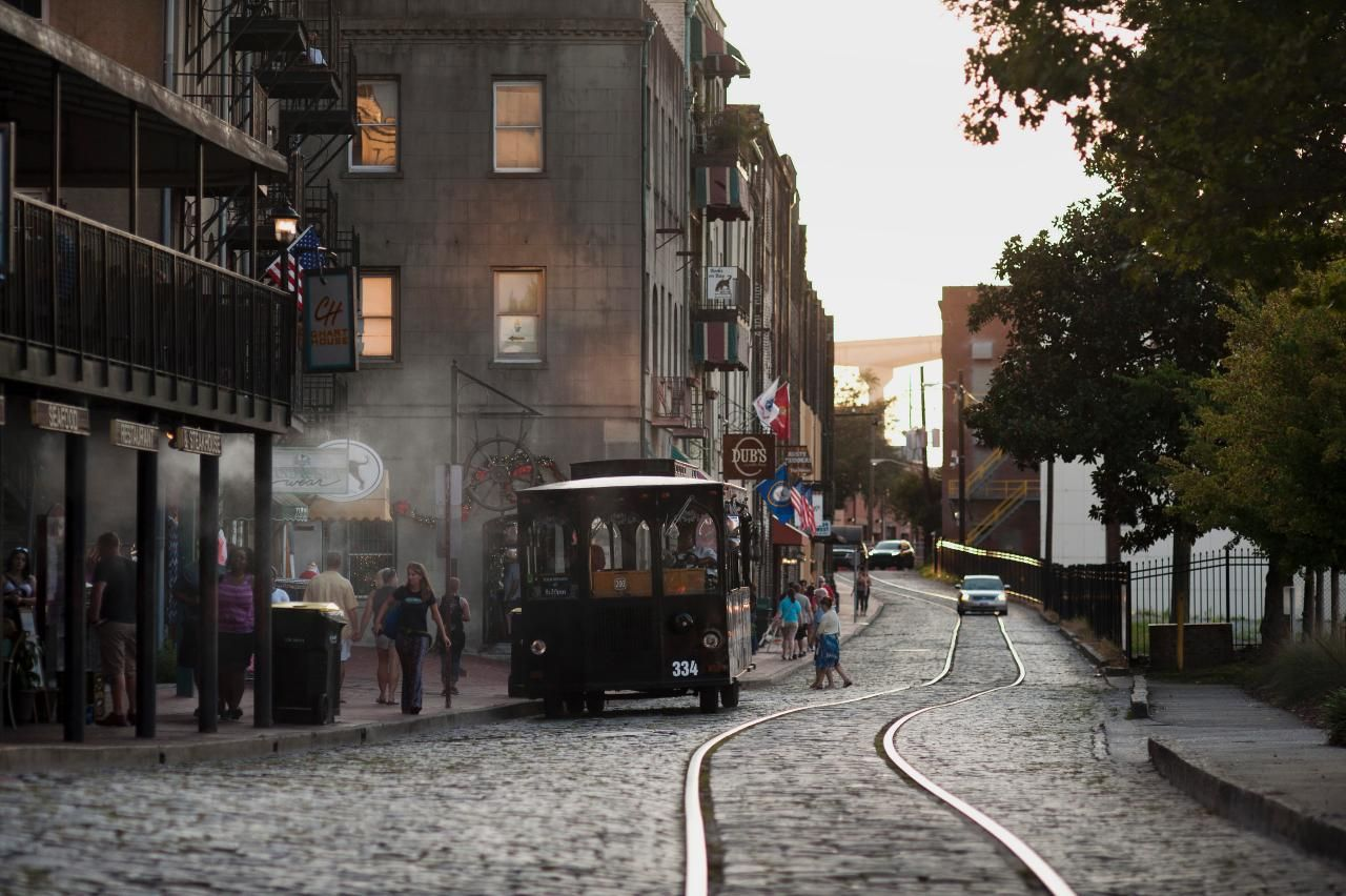 The Most Haunted Cities to Spend the Weekend Savannah
