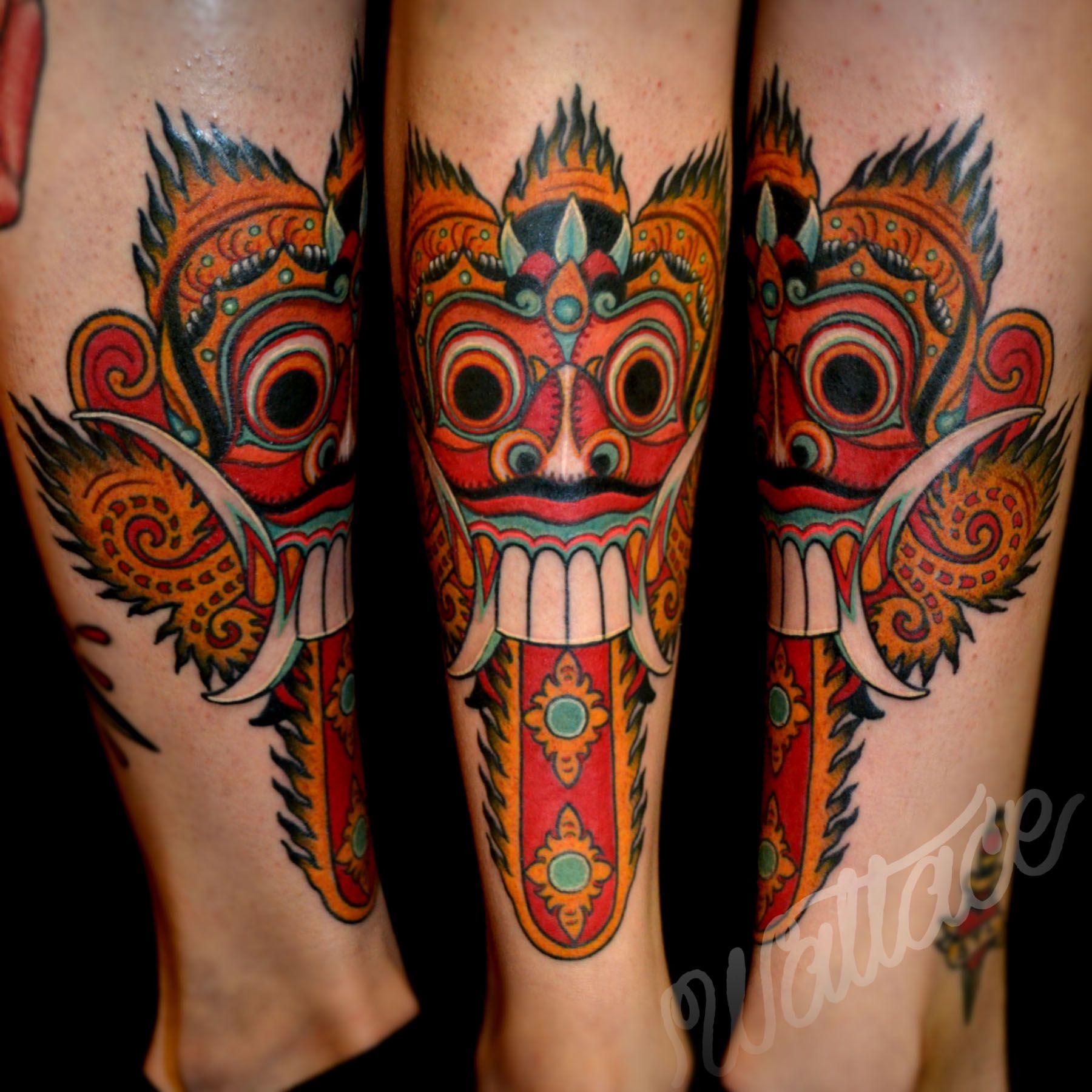 Pin by John Page on tattoos 2.0 Mask tattoo