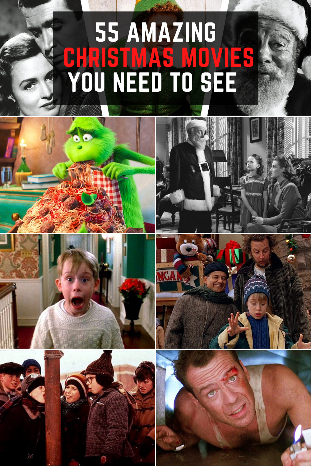 Pin On Best Christmas Movies List