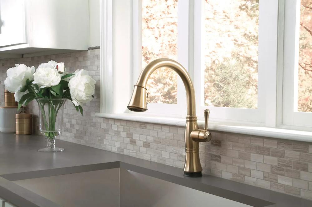 Delta Touch Kitchen Faucet Manual