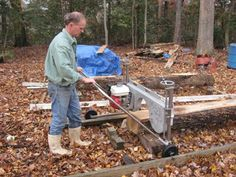 Portable Sawmills - Lumber Smith