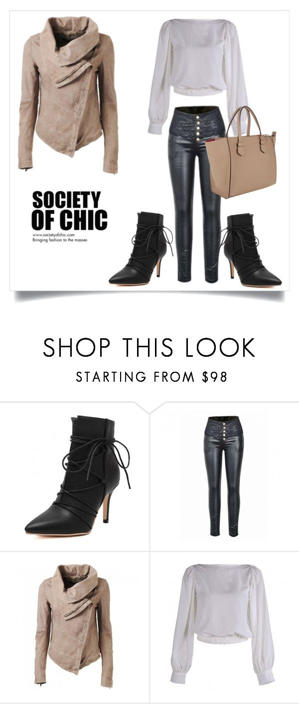"""""""SHOP - Society of Chic"""" by societyofchic ❤ liked on Polyvore featuring Moreau, women's clothing, women's fashion, women, female, woman, misses and juniors"""