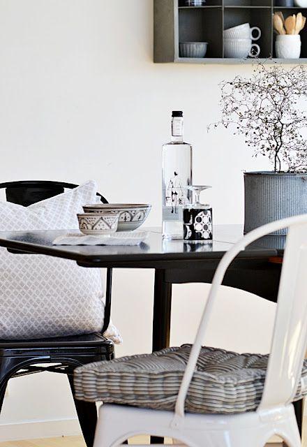 KROnPRINSESSENE: Interiør #homedecor #nordicinterior #scandinavian #kandinavisk #nteriør #home #dining