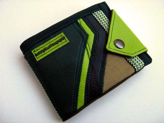 unique custom made wallet  smartPocket  by acoupleofconcepts, €22.00