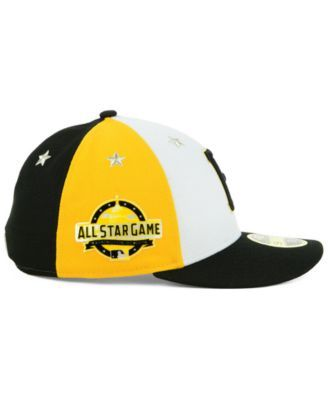 06fd2981 Pittsburgh Pirates All Star Game Patch Low Profile 59FIFTY Fitted ...