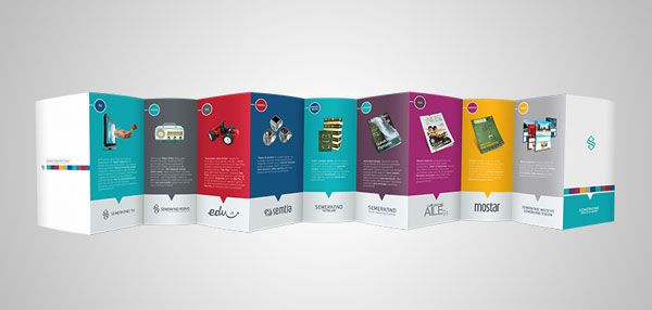Beautiful Red Brochure Design Ideas Design Brochure Layout