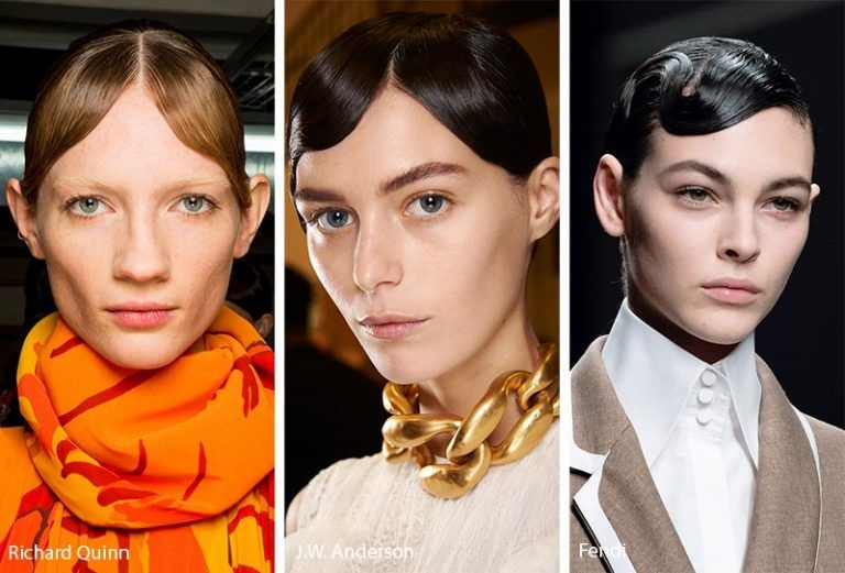Fall Winter 2020 2021 Hairstyle Trends Hair Trends Winter Hair Color Trends Winter Hair Color