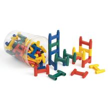 my class loved these when I had a whole bunch of them.    Discount School Supply - Tower Building Set - 50 Pieces