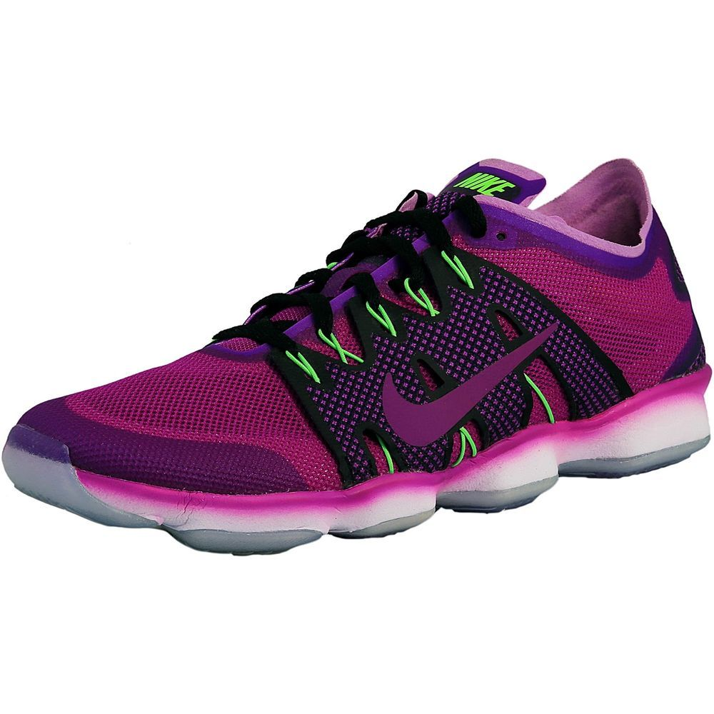 Nike Women's Air Zoom Fit Agility 2 AnkleHigh Running