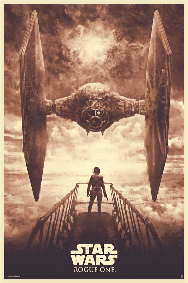 Rogue One A Star Wars Story 2016 720x1080 Red Variant Version By Karl Fitzgerald Star Wars Art Star Wars Illustration Star Wars Wallpaper