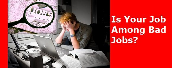 The weakness of jobs in earning potential is clearly confirmed in a September 2012 study Bad Jobs on the Rise by John Schmitt and Janelle Jones of the...