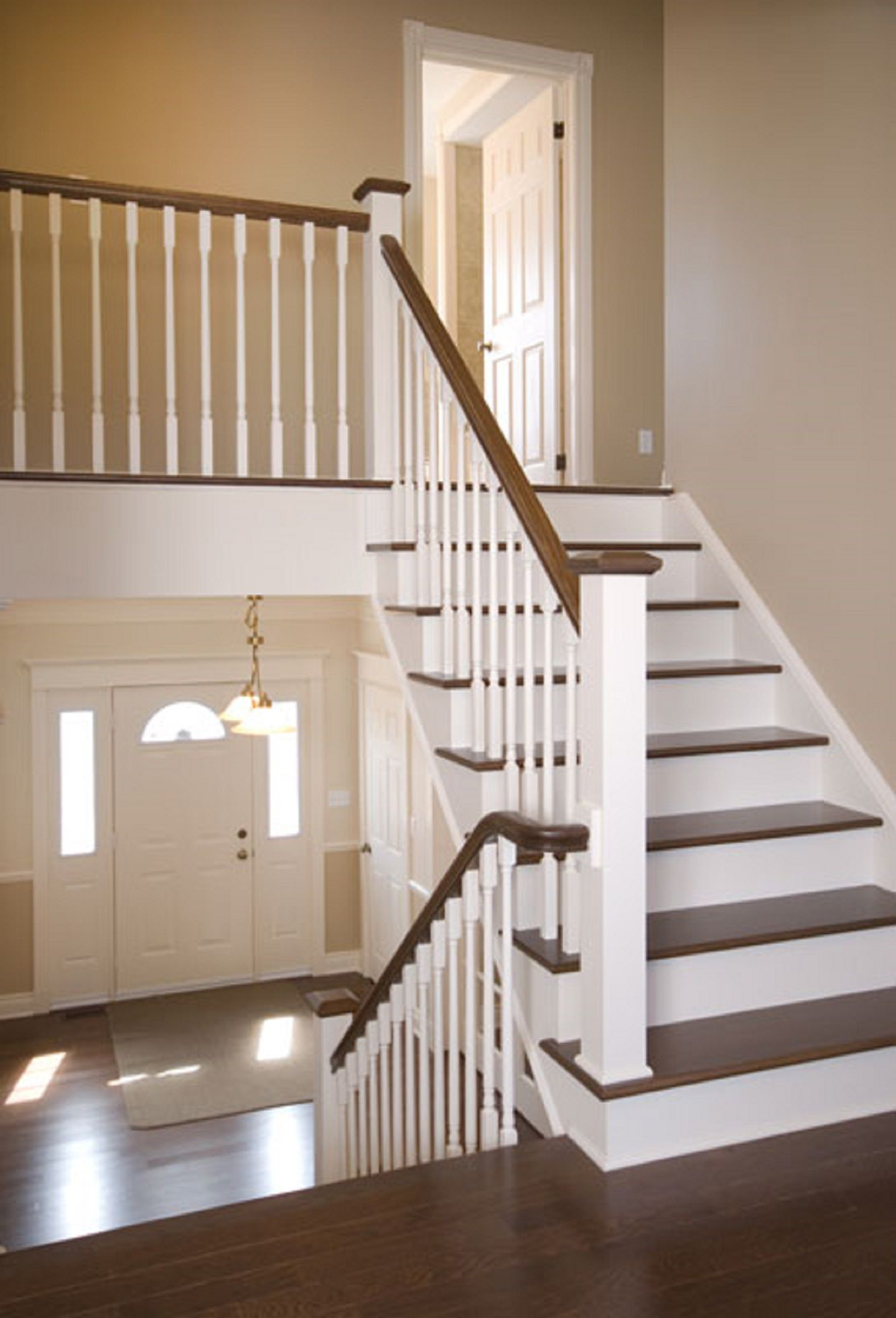 Best Red Oak Olde English Treppe 640 x 480