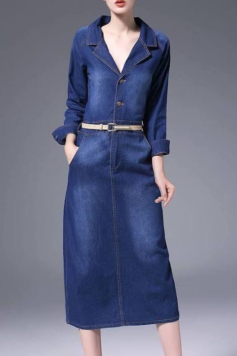 73d4ce2d5a8f denim dress womens