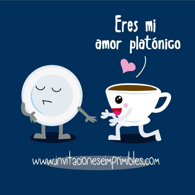 Ilustracion Eres Mi Amor Platonico Fondos Pinterest Amor