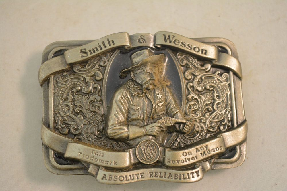 Pin On Collectible Belt Buckles