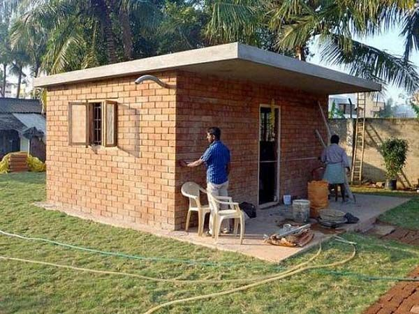 Worldhaus Idealab Invents Super Cheap House Cheap Houses Tiny