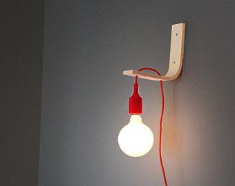 Luminaire Applique Murale Dangle Sur Vente Bent Plis Applique