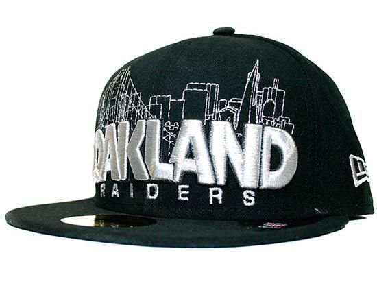 f0c49a56dc6 NEW ERA x NFL「Oakland Raiders City Series」59Fifty Fitted Baseball ...