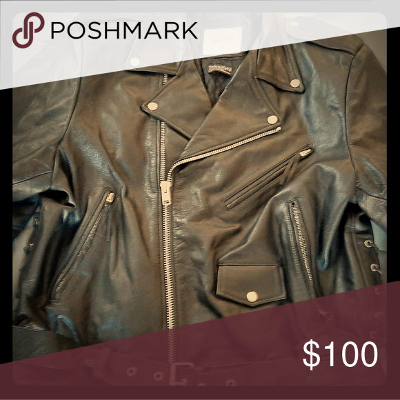 Wilson open road leather jacket in 2020 Leather jacket
