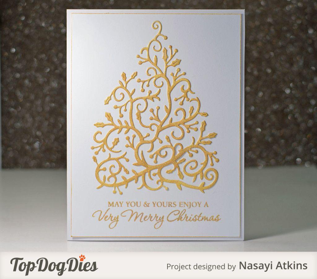 Expensive Stationary | Christmas card tutorials, Very ...