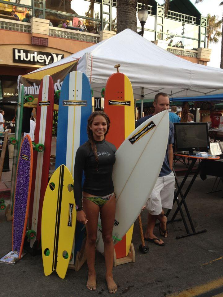 Downtown Huntington Beach Street Fair