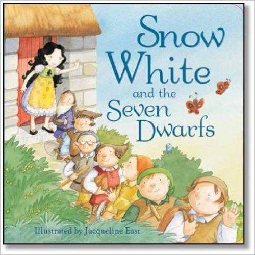Snow White and the Seven Dwarfs (Fairytale Boards): Parragon Books: 9781472339485: Amazon.com: Books