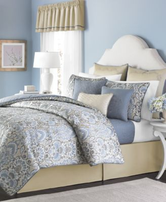 Martha Collection Amora 22 Piece Comforter Set Only At Macy S Bed In A Bag Bath