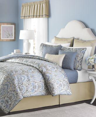 Martha Stewart Collection Amora 22 Piece Comforter Set