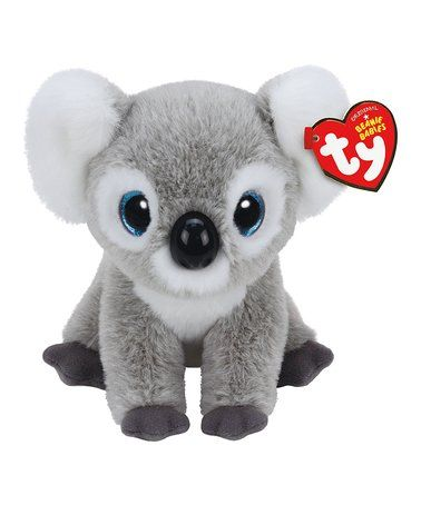 0bc9e1ce0f0 Love this Kookoo the Koala Beanie Baby on  zulily!  zulilyfinds ...