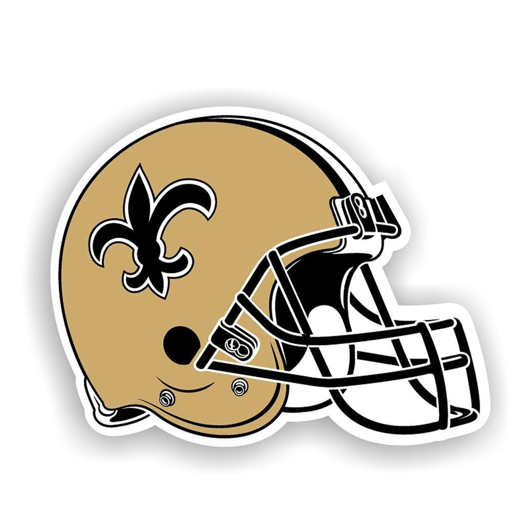 New Orleans Saints NFL 12 Inch Car Magnet | Let\'s see it | Pinterest ...