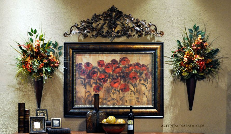Old World Tuscan Poppies Framed In A Deluxe 5 5 Antique Gold Frame Accents Of Salado Ships Old World Artwo Tuscan Decorating Tuscan Wall Art Tuscany Decor