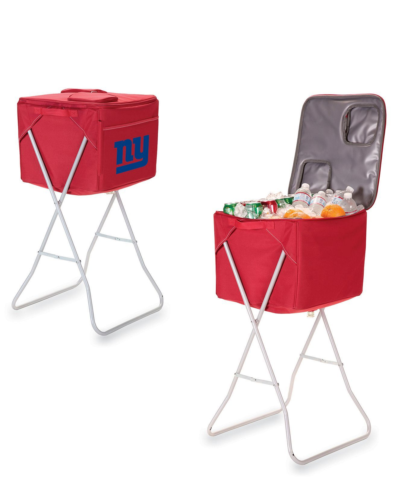 Game coolers portable - A Cold Drink Is Always In Reach With Picnic Time More Than A Cooler