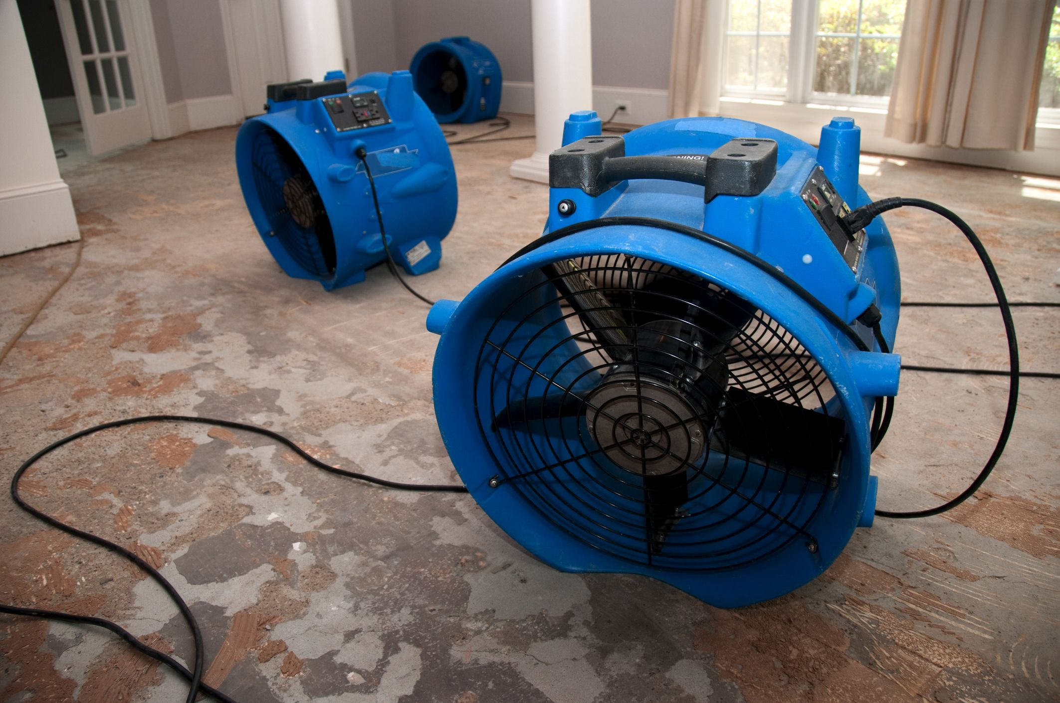 Toronto Water Damage Restoration Equipment In 2020 Damage Restoration Flood Restoration Flooded House