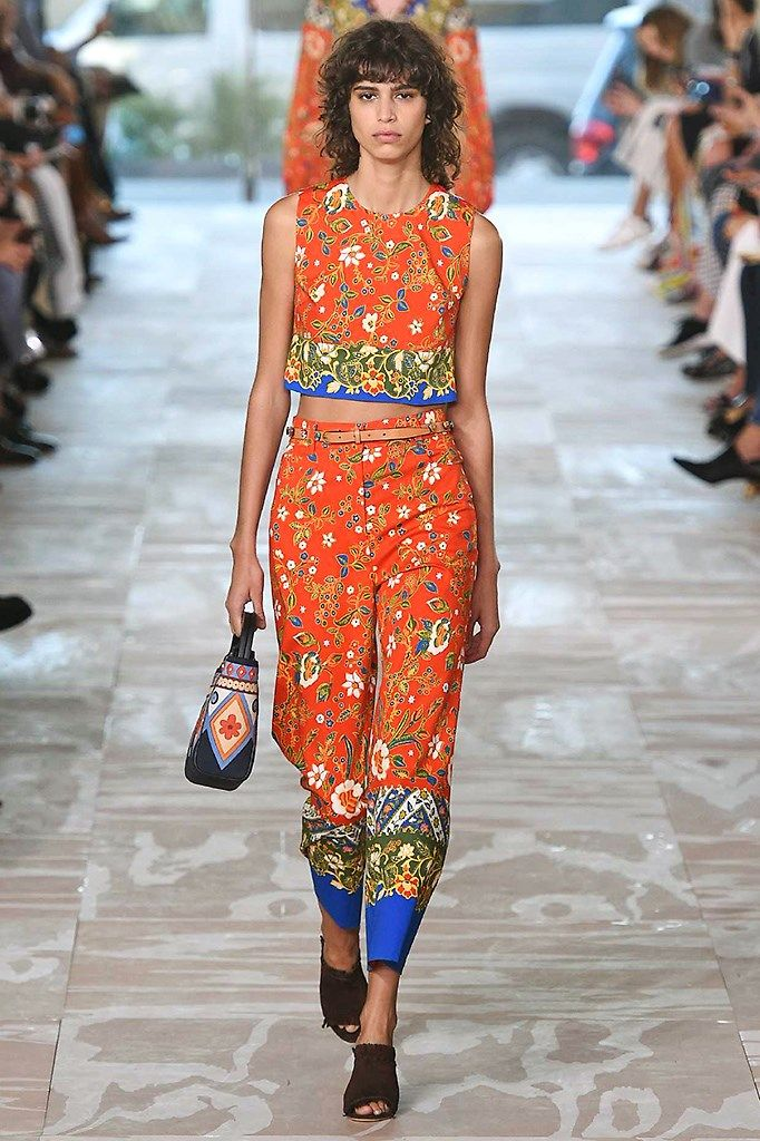 Tory Burch Spring 2017 Ready to Wear