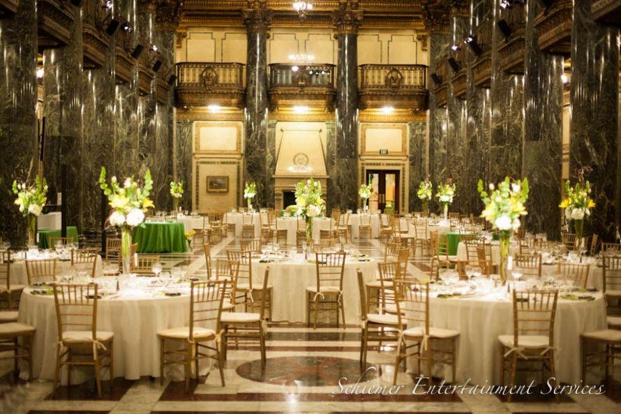 Carnegie Music Hall Weddings Museum Foyer Wedding Dj Pittsburgh