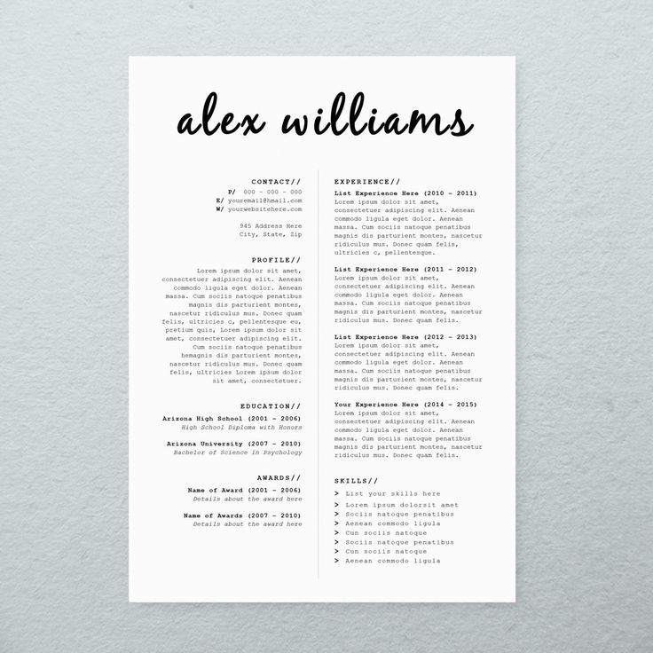 Business Infographic  Cv Design Cover Letter Printable Resume