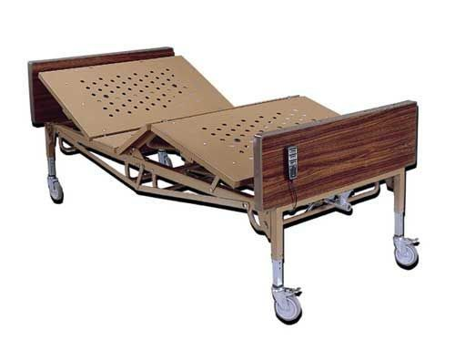 Bariatric Bed 48 W Mattress T Rails Medicalgearforlife Com