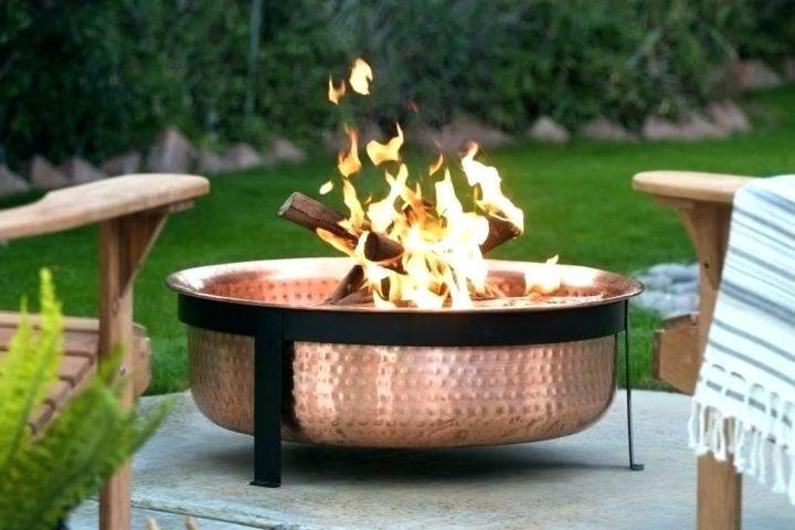 25 Simple DIY Fire Pit Ideas for Your Backyard – homimu.com Garden