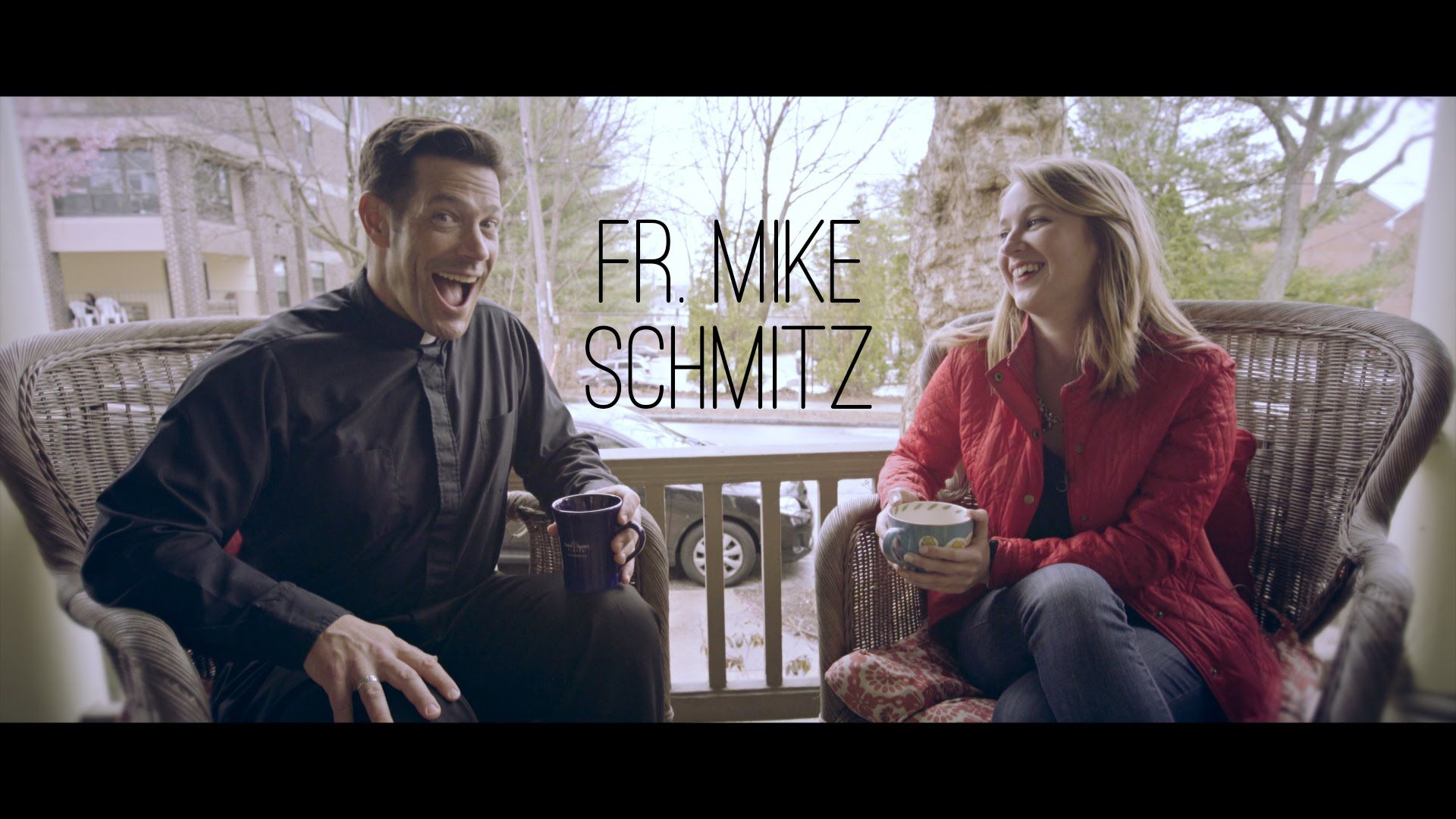 Caffeinated Conversations with Fr. Mike Schmitz - we share that high ...