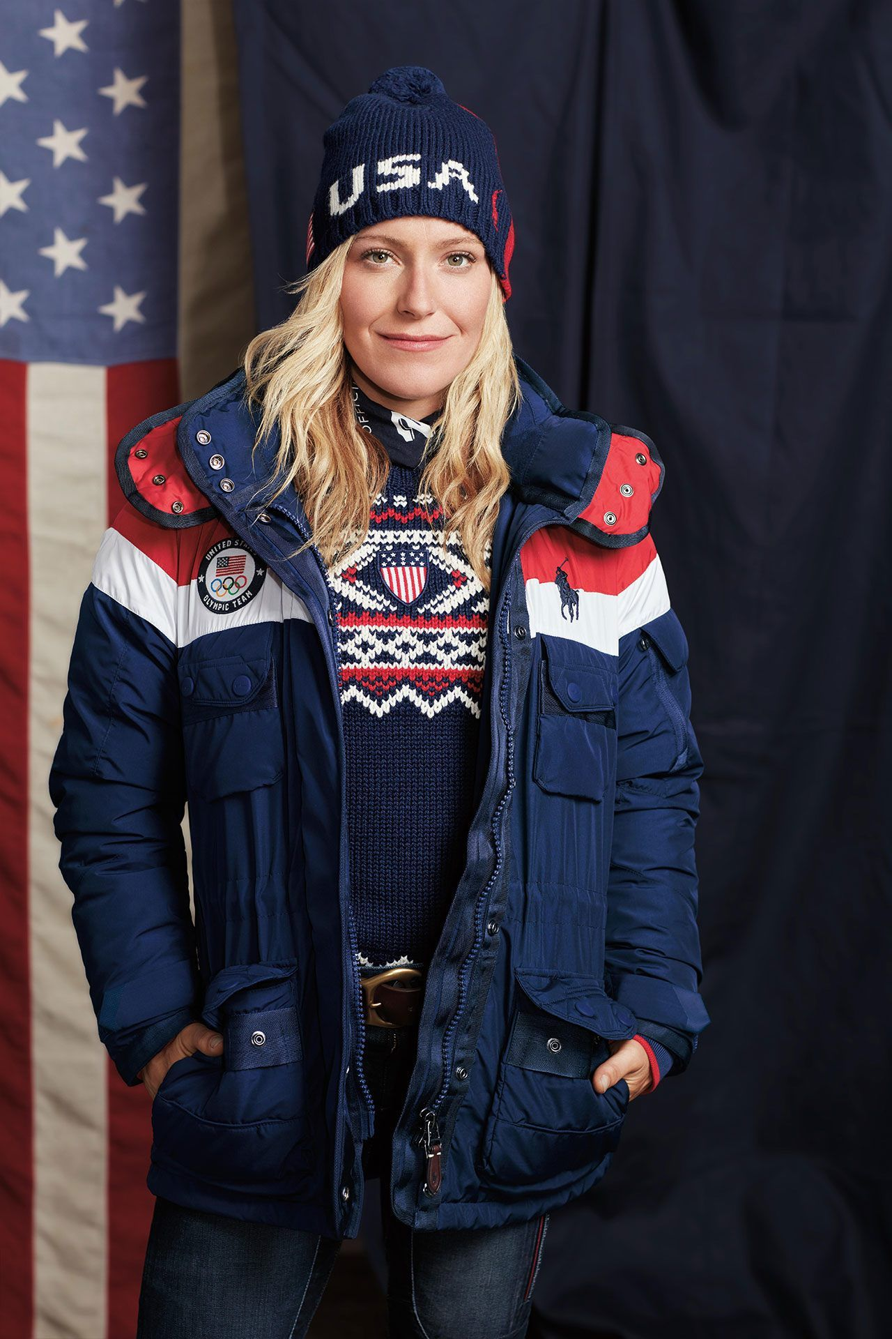 Winter News olympic fashion images