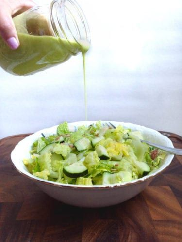 This Creamy Dill Pickle Dressing Is The Absolute Best Way To Use Leftover Pickle Juice
