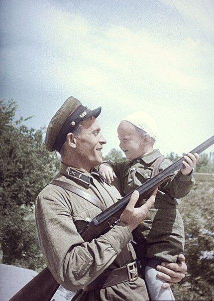 Запомните эти лица - они сломали хребет нацизму. Те самые ...