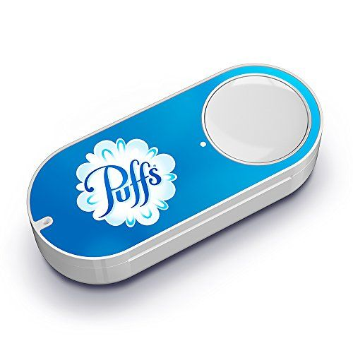 Puffs Dash Button >>> You can get more details by clicking on the image. (Note:Amazon affiliate link)