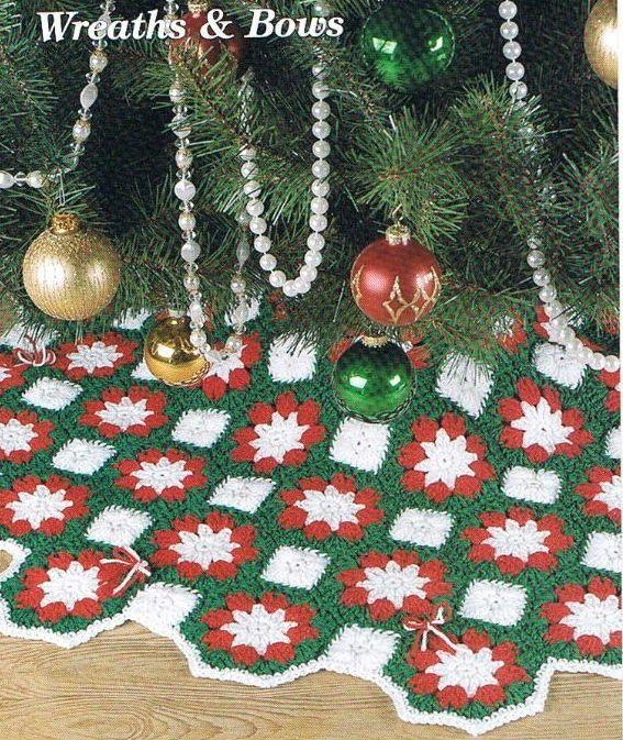 Freie Crochet Weihnachtsbaum-Muster - Planet M Files - Willkommen ...