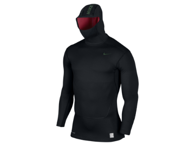 d73c04c39c7a8 Nike Pro Combat Hyperwarm Dri-FIT Max Shield Men s Hoodie -  150 PRICEY.  Whenever you can throw a hoodie on something